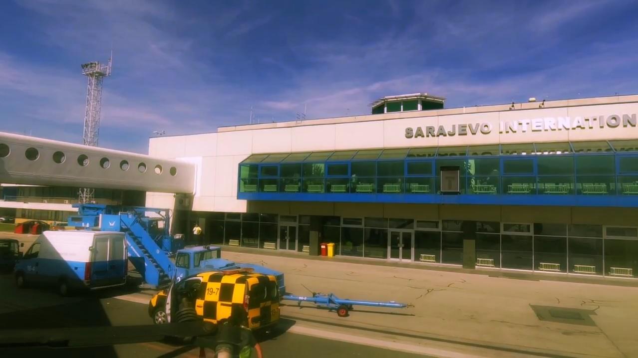 Sarajevo Airport Terminal