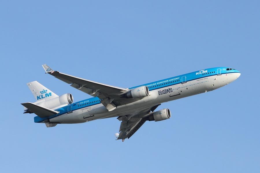 KLM MD-11F Passenger model